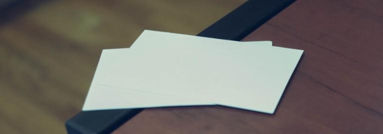 Как сделать сайт визитку своими руками